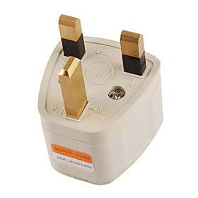 US$ 2.09   Universal Travel Power Adapter Plug UK,  On