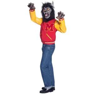 Michael Jackson Thriller Wolf Adult Costume, 70282