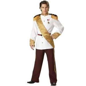 Prince Charming Elite Collection Adult Costume, 32509
