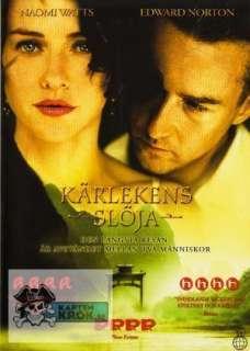 DVD   Kärlekens Slöja på Tradera. J L  Drama  DVD filmer  DVD &