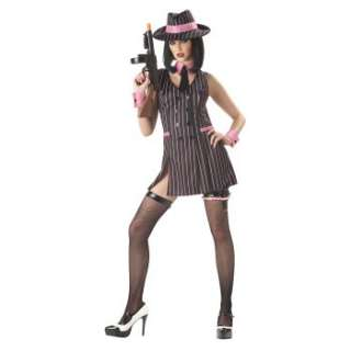 Flirty Mob Girl Adult Costume Ratings & Reviews   BuyCostumes