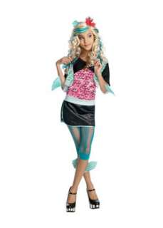 Monster High Lagoona Blue Girls TV and Movie Costume at Wholesale