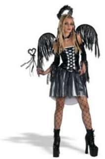 costumes in shopping cart fallen angel 14 16 child