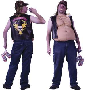 Adult Frank The Tank Beer Belly Shirt Costume   Funny Biker Costumes