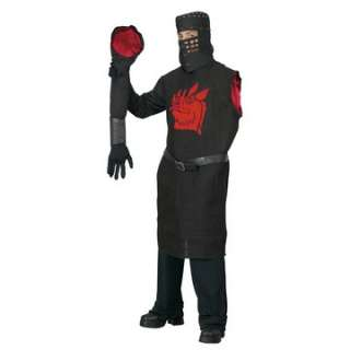 Adult Monty Python Black Knight Costume   Monty Python and the Holy
