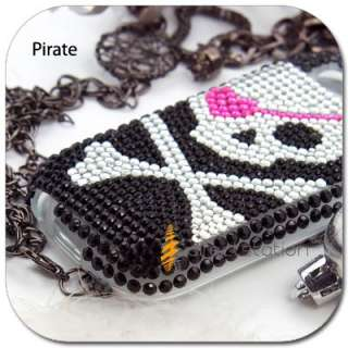 BLING Crystal Hard Case Samsung Google Nexus S i9020