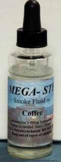 Scented Smoke Fluid COFFEE for Lionel HO G KLine TRAINS