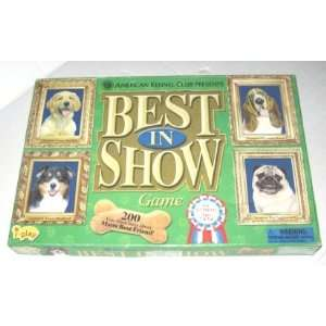 American Kennel Club Presents Best in Show Game Toys & Games
