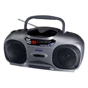 Portable Stereo / CD / AM/FM Radio / Cassette Recorder Electronics