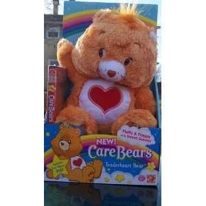 Care Bear Floppy Pose w/ DVD Tenderheart Toys & Games