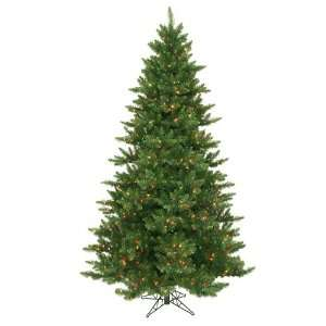 Fir Artificial Christmas Tree   Multi Color Lights