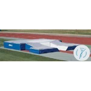 International Track and Field Pole Vault Pit (216x27x32