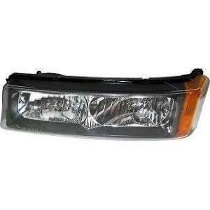 TURN SIGNAL LIGHT chevy chevrolet SILVERADO PICKUP 03 05 AVALANCHE 02