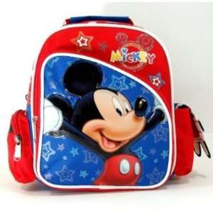 Disney Mickey Mouse 10 Mini Size Backpack Toys & Games