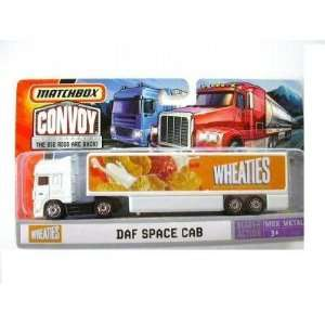 Machbox 164 Scale DAF XF95 Space Cab Cargo Big Rig oys & Games