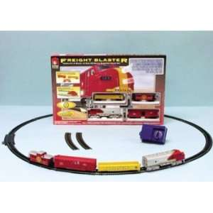 Freight Blaster HO Scale Train Set   1/2 Price Closeout