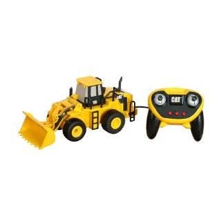 Toystate CAT Big Builder Wheel Loader Lands Remote