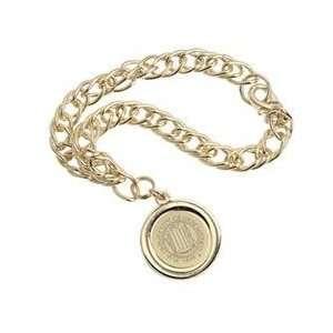 New Mexico   Charm Bracelet   Gold