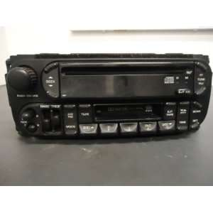 02 03 04 05 Chrysler Dodge Jeep Cd Player Radio