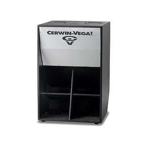 Cerwin Vega JE 36 18 Portable Earthquake Folded Horn