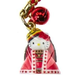Hello Kitty Queen of Heart ~0.75 Mini Figure Charm