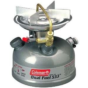 Coleman 1 Burner Dual Fuel Sporter II Liquid Fuel Stove & FREE MINI