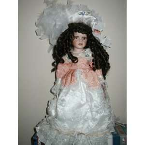 Alma of the Rose Collection, Porcelain Doll Toys & Games
