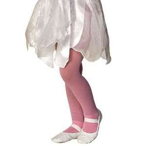 Lets Party By Rubies Costumes Pink Sparkle Tights   Child