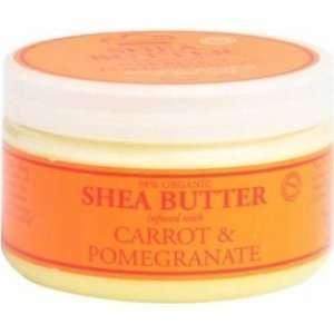 Nubian Heritage Shea Butter Carrot & Pomegranate, Size4 Oz (18 Pack