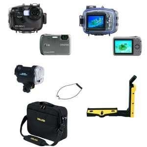 Sea DX GE5/YS 02 Underwater Digital Camera Sport Kit