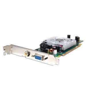 GeForce 7300SE 128MB DDR2 PCI Express Video Card w/TV Out Electronics
