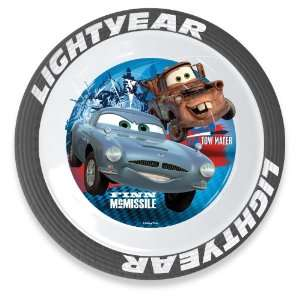 Disney Cars Tyre Plate  Kitchen & Dining