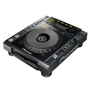 Pioneer CDJ 850 K Digital DJ Turntable: Musical Instruments