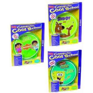 Software Bundle: Dora & Diego, Scooby Doo, Spongebob: Toys & Games