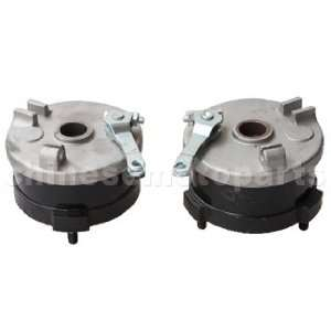 Left & Right Drum Brake Assy for 50cc 110cc ATV: Sports