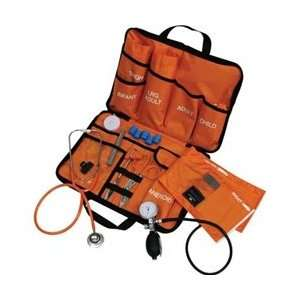 All in One EMT Kit with Dual Head Stethoscope Health & Personal Care