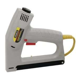 Electric Stapler/Nail Gun, 2 1/4x7 1/2x7 1/2, Gray