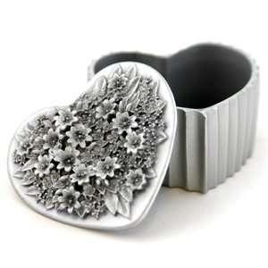 9753   Heart Shape Trinket Box (A)