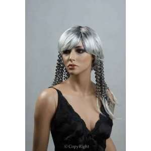 Brand New Gray Female Wig Synthetic Hair For Ladies Personal Use Or