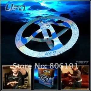 amazing gift funny toys magic ufo flying saucer a real eye