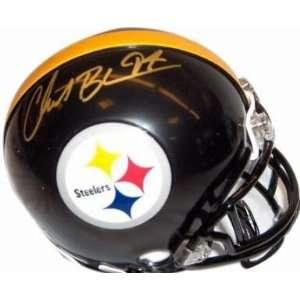 Brown (Pittsburgh Steelers) Football Mini Helmet