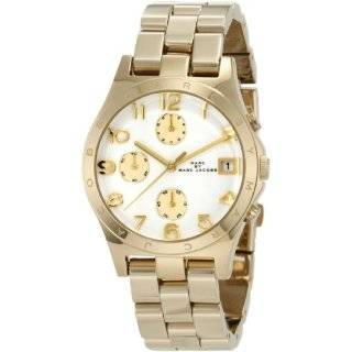 Marc by Marc Jacobs MBM3148 Amy Rose Gold Watch: Watches