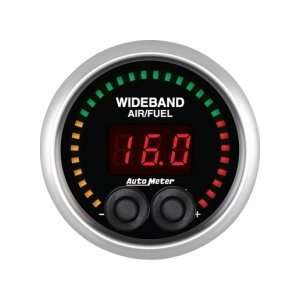 Competition Series; Wide Band Air Fuel Ratio Gauge Automotive