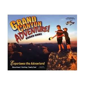 The Grand Canyon Adventure Board Game Toys & Games