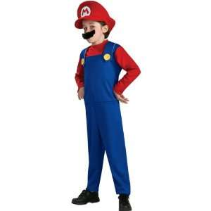 Super Mario Bros. Costumes    Mario Child Costume Toys & Games