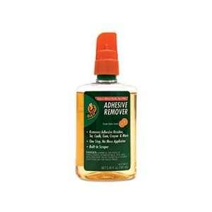 Adhesive Remover, 5.45 oz. Spray Bottle