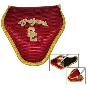 USC Trojans NCAA Mallet Putter Cover