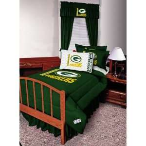 NFL Green Bay Packers Complete Bedding Set Full Size
