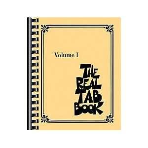 The Real Tab Book   Vol. 1   Guitar Fake Book Musical