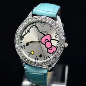 Miss Peggys Hello Kittys* Jw391b Watch and a Big Bling Hello Kitty